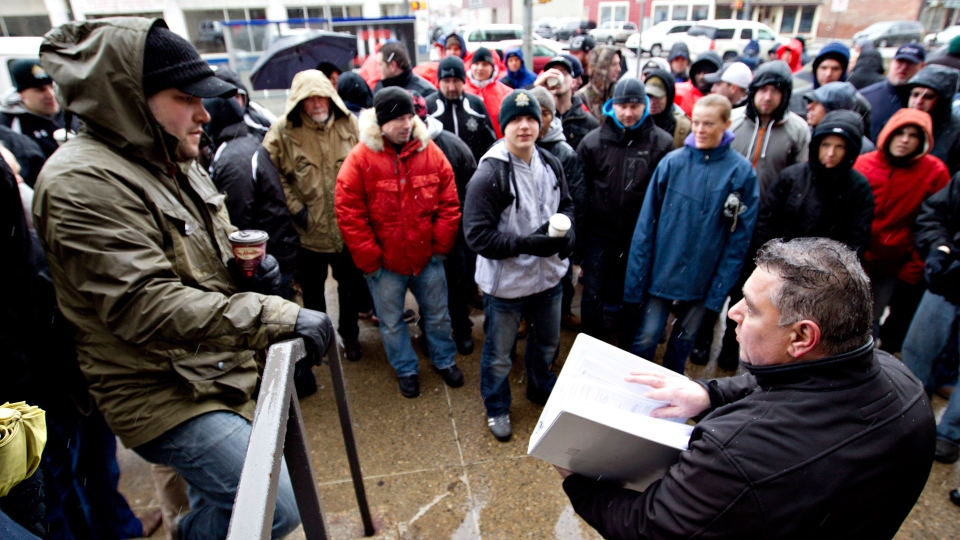 Edmonton Remand Centre workers strike