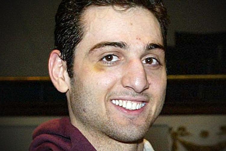 Boston Marathon bombing suspect Tamerlan Tsarnaev died of gunshot wounds, blunt trauma, according to his death certificate.