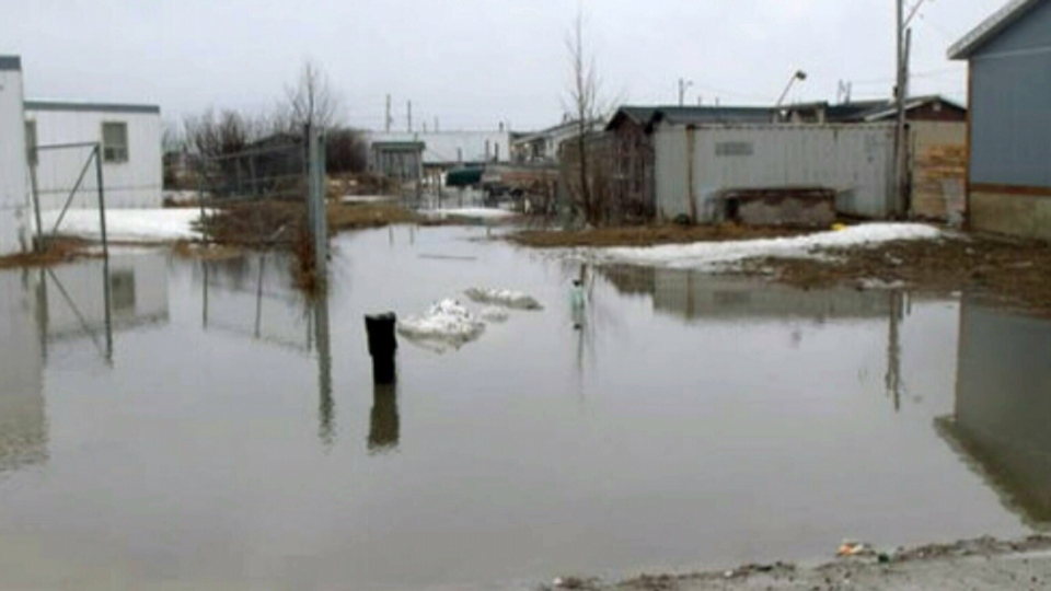 Native finances have been thrust into the public spotlight over the last two years, since the Ontario community of Attawapiskat declared a state of emergency and fell into third-party management. (Courtesy Rosie Koostachin)