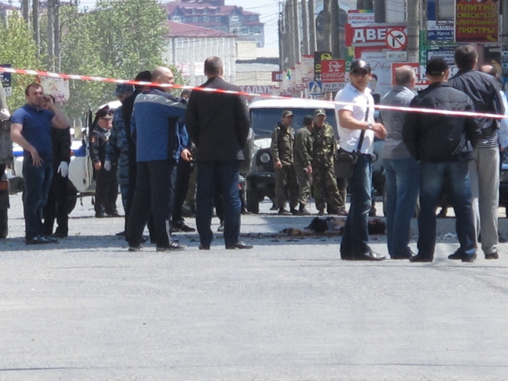 Dagestan bomb kills 2
