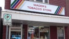 Mader's Tobacco