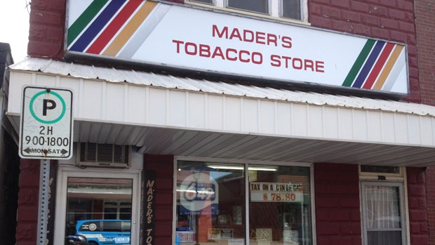 Mader's Tobacco