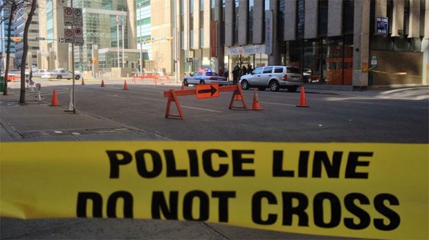 Suspicious Package At Calgary Courts Centre Ctv News