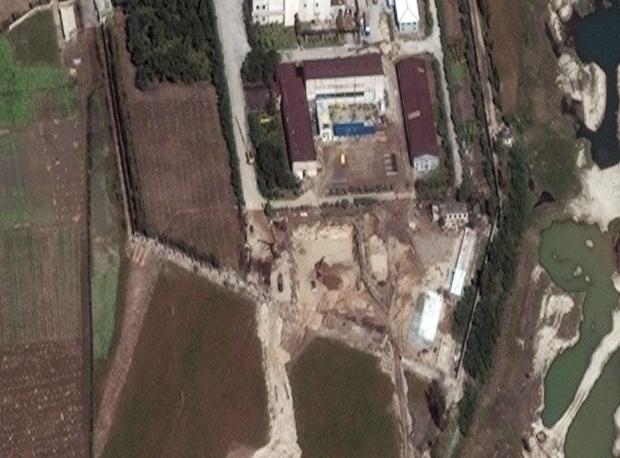 Yongbyon nuclear complex
