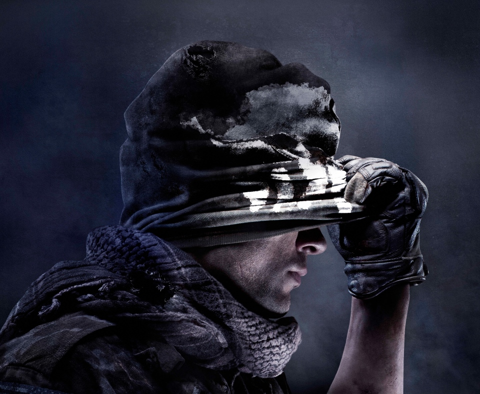 "This undated publicity photo released by Activision shows concept art for the cover of the video game ""Call of Duty: Ghosts."" (AP Photo/Activision)"