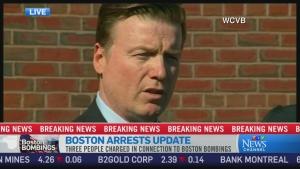 CTV News Channel: Client denies helping suspect