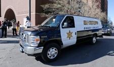 Van carrying Boston bombing suspect's friends