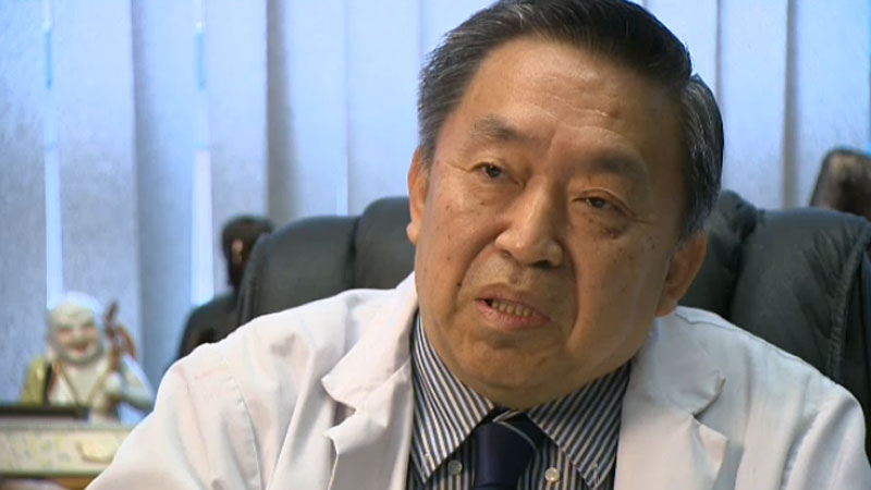 Dr. Steven Aung, the man who developed the medical acupuncture program at the University of Alberta, says he recently got word the program is being discontinued - and says that's a big mistake.