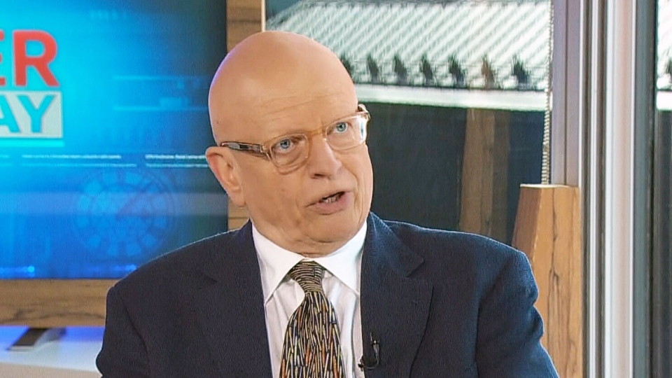 Former chief electoral officer Jean-Pierre Kingsley speaks to CTV's Power Play Wednesday, May 1, 2013.