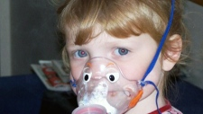 Vancouver Cystic Fibrosis patient Shan Ree