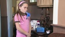 Ontario Cystic Fibrosis patient Madi Vanstone