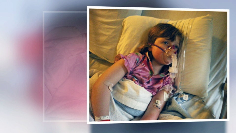 Vancouver Cystic Fibrosis patient Shan Ree's family is thankful for new drugs that help her breathe.