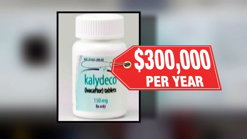 The drug called Kalydeco is the first drug that fixes a genetic mutation found in around four per cent of patients with CF -- a fatal genetic disease that affects the lungs and digestive system.