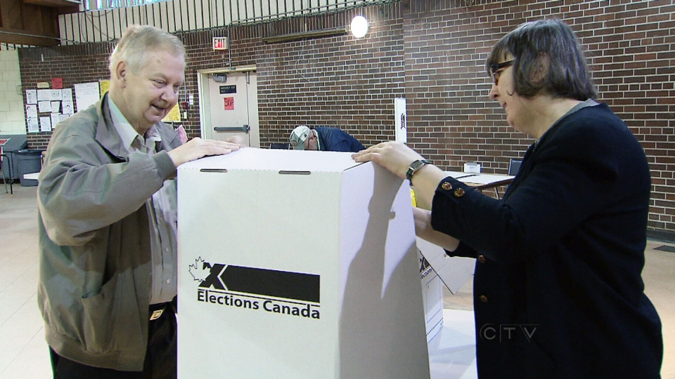 An Elections Canada report revealed that about 165,000 votes seem to have been improperly cast in the last election due to 'serious errors.'