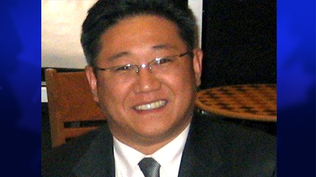 Kenneth Bae is seen in this undated image.
