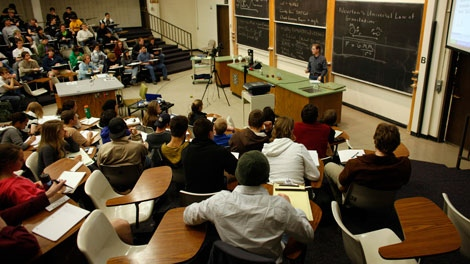 university school college classroom student generic