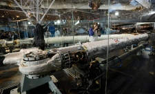 Hadfield sends first Canadarm 'last command' from