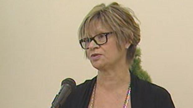 Education Minister Nancy Allan