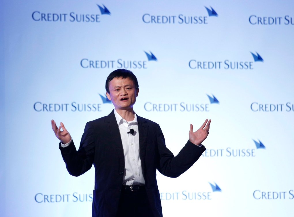 Outgoing Alibaba Ceo Jack Ma Says He S A Bit Old For The Internet Ctv News Alibaba did not immediately respond to fn's request for comment about ma's whereabouts. outgoing alibaba ceo jack ma says he s