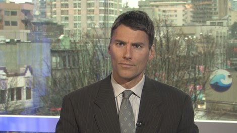 Vancouver Mayor Gregor Robertson says private buildings constructed under old building codes may not hold up under the pressure of a major earthquake. March 11, 2011. (CTV)