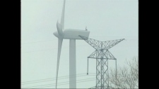 Wind turbine, wind energy
