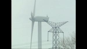 Wind turbine, wind energy