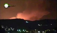 Israeli warplanes strike Syria's capital