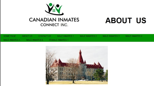 canadian inmates dating website View our entire site as often as you like absolutely free site updated daily we are dedicated to providing the biggest, best and most frequently updated site on the internet for prisoners seeking pen pals we have prisoners listed from 4 continents and 7 countries find penpals from around the world or in your own.