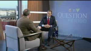 Defence Minister Peter MacKay on Question Period