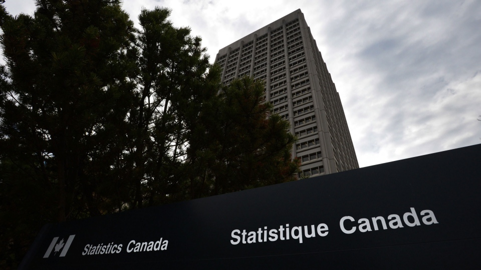The Statistics Canada offices at Tunney's Pasture in Ottawa on Wednesday, May 1, 2013. (Sean Kilpatrick / THE CANADIAN PRESS)