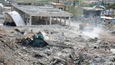 Syria threatens to retaliate after airstrike