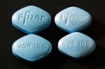 In a first for the drug industry, Pfizer Inc. told The Associated Press that the drugmaker will begin selling its popular erectile dysfunction pill Viagra directly to patients on its website.(AP Photo/Elise Amendola)
