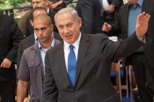 Benjamin Netanyahu in Jerusalem, May 5, 2013.