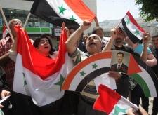 Israel airstrikes in Syria