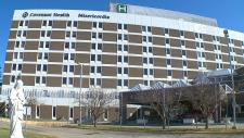 Misericordia, Angel Cradle, newborn safe haven
