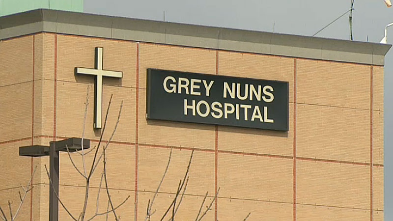 The Grey Nuns Hospital is home to an Angel Cradle or newborn 'safe haven,' where parents can leave unwanted babies. The newborn safe havens are meant to be an alternative to prevent unsafe abandonment of babies.