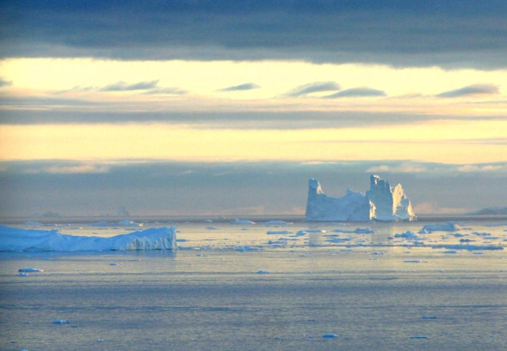 Arctic Ocean becoming more acidic