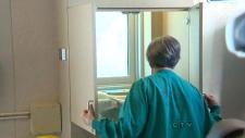Edmonton baby drop-off service