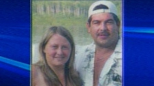 Sources close to Roxanne Bigelow sent in this photo, identifying these two as the couple.