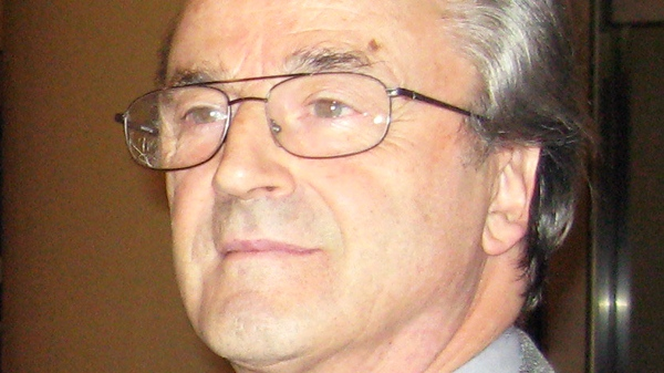 Andre Lachapelle is seen in this undated photo provided by the Quebec-based Foreign Mission.