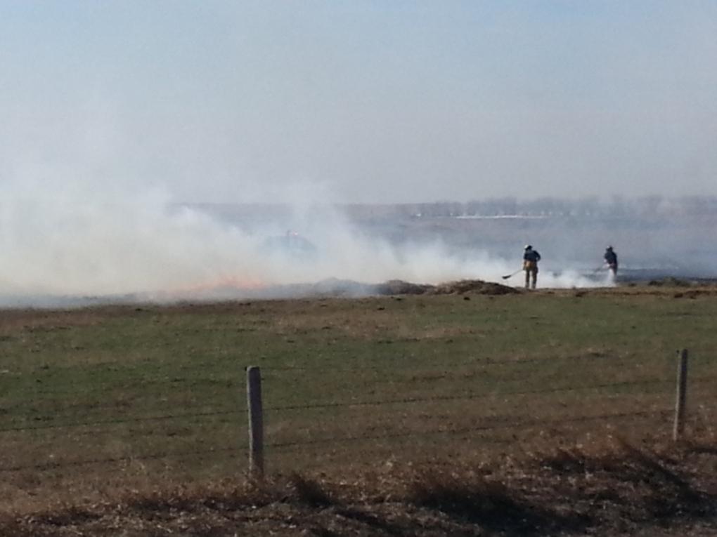 Fire On Farm Near Regina Ctv News Regina
