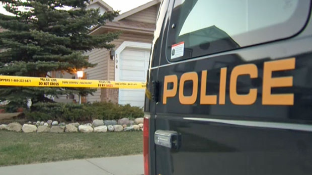 Calgary police investigate a suspicious death on Citadel Dr. N.W