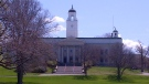 Acadia University campus in Wolfville, N.S.  (CTV Atlantic)
