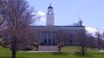 Acadia University campus in Wolfville, N.S.  (CTV Atlantic)