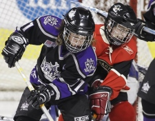 Body checking banned in Alberta for Peewee hockey