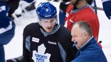 Leafs give fan tickets after Boston assault