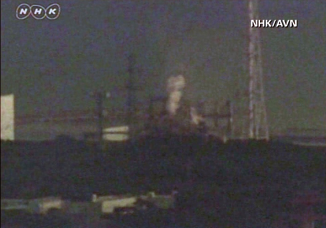 Radiation has spread from the four stricken reactors of the Fukushima Dai-ichi nuclear plant along Japan's northeastern coast, Tuesday, March 15, 2011.