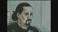 Convicted mobster Giuseppe De Vito was a surprise witness in the trial of Adele Sorella