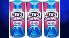 Wrigley Alert Energy Caffeine Gum