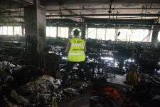 Garment factor fire in Bangladesh kills 8